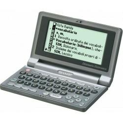 Sharp PW-E 220 Dizionario...