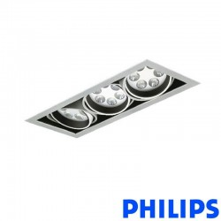 Philips BBX395 3x6LED...