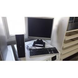 computer HP COMPAQ 8000...