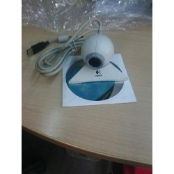 Webcam Logitech QuickCam...