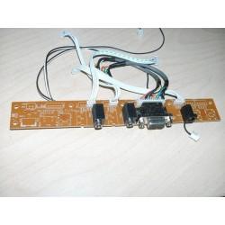 AV BOARD MONITOR LCD TFT...