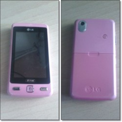 CELLULARE Lg cookie kp501...