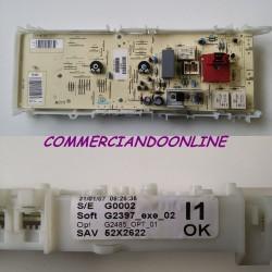 SCHEDA COMANDI 52X2622...