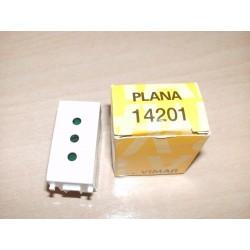 Presa 10A Vimar Plana 14201