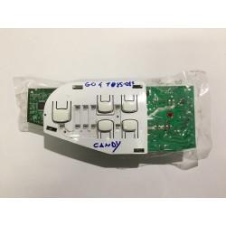 SCHEDA COMANDI COD 41033521...