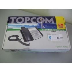 TELEFONO CON FILO TOPCOM...