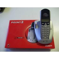 TELEFONO CORDLESS POINT 2...