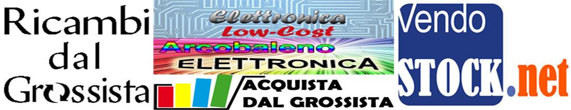 Abbiamo unito il meglio nel sito di ricambi, elettronica e stock più fornito in italia